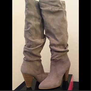 Charlotte Russe boots. Worn a couple times.
